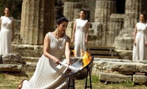 История древних олимпийских игр