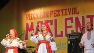 Поздравления с Масленицей произнесли мэры городов, организаторы праздника