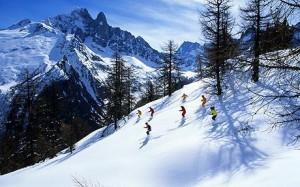 Первые зимние Олимпийские игры- Шамони