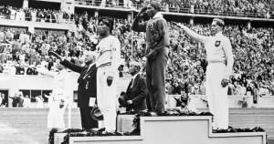 Гитлеровская Олимпиада 1936 года, индейцы и другие расы