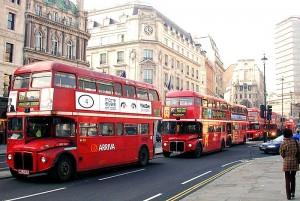Мэрия возвращает на время Олимпиады даблдекеры на улицы Лондона