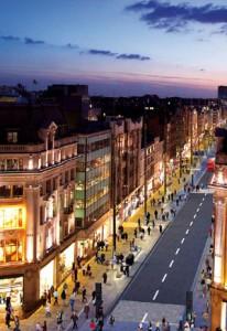 Крупные магазины Лондона во время Олимпиады станут работать круглосуточно