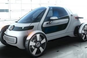 Volkswagen  электромобили для работы на Олимпиаде в Сочи 2014