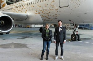 British Airways и новый дизайн самолетов к олимпийским играм