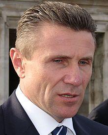 Сергей Бубка, глава НОК Украины