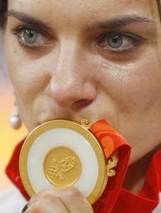 Самые сексуальные спортсменки в мире спорта- Елена Исинбаева