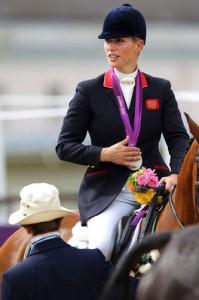 серебро Зара Филипс на Олимпийских играх и ее наследственность