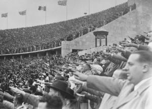 """Олимпиада в Берлине - первая в истории """"политическая олимпиада"""""""