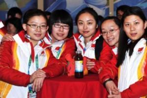 Русские спортсмены и китайцы на Олимпиадах