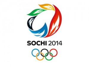 Олимпийский храм в Сочи у входа в олимпийский парк