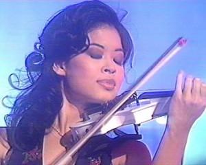 Ванесса Мэй: очень хочу выступать в Сочи