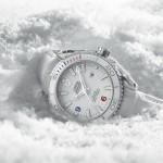 Лимитированная серия олимпийских часов от компании Omega
