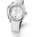 Наручные дайверские часы компании Omega специально к олимпиаде в Сочи