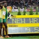 Усейн Болт - лучший спринтер мира