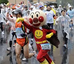 В Токио прошел марафон в поддержку Олимпиады 2020