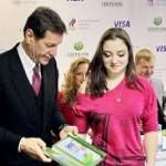 Сбербанк России выпустил новую кредитку к Олимпиаде 2014