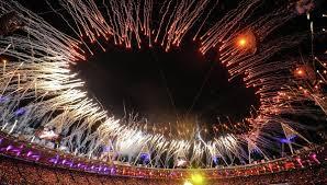 Церемония открытия Олимпийсих Игр 2014: герои русских сказок и многие другие