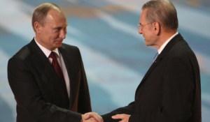 Владимир Путин заявил, что Олимпиада в Сочи станет самой компактной в истории