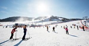 Альпенсия претендует на звание Мекки зимних видов спорта  в Азии