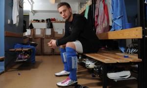 Энтони Хюсен- знаменитые спортсмены-геи в мире