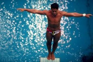 Знаменитые спортсмены-геи  в мире: Грег Луганис