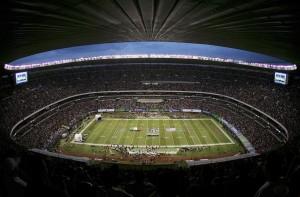 Стадион Ацтека - самые большие стадионы мира