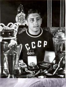 Герои ВОВ и олимпийские чемпионы: Яков Пункин
