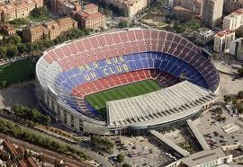 Камп Ноу- самые большие стадионы мира