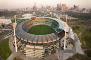 Мельбурн Крикет Граунд - самые большие стадионы мира