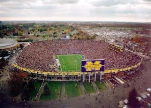 Мичиган Стэдиум- номер четыре в ретинге самые большие стадионы мира