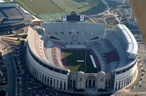 Огайо Стэдиум- самые большие стадионы мира