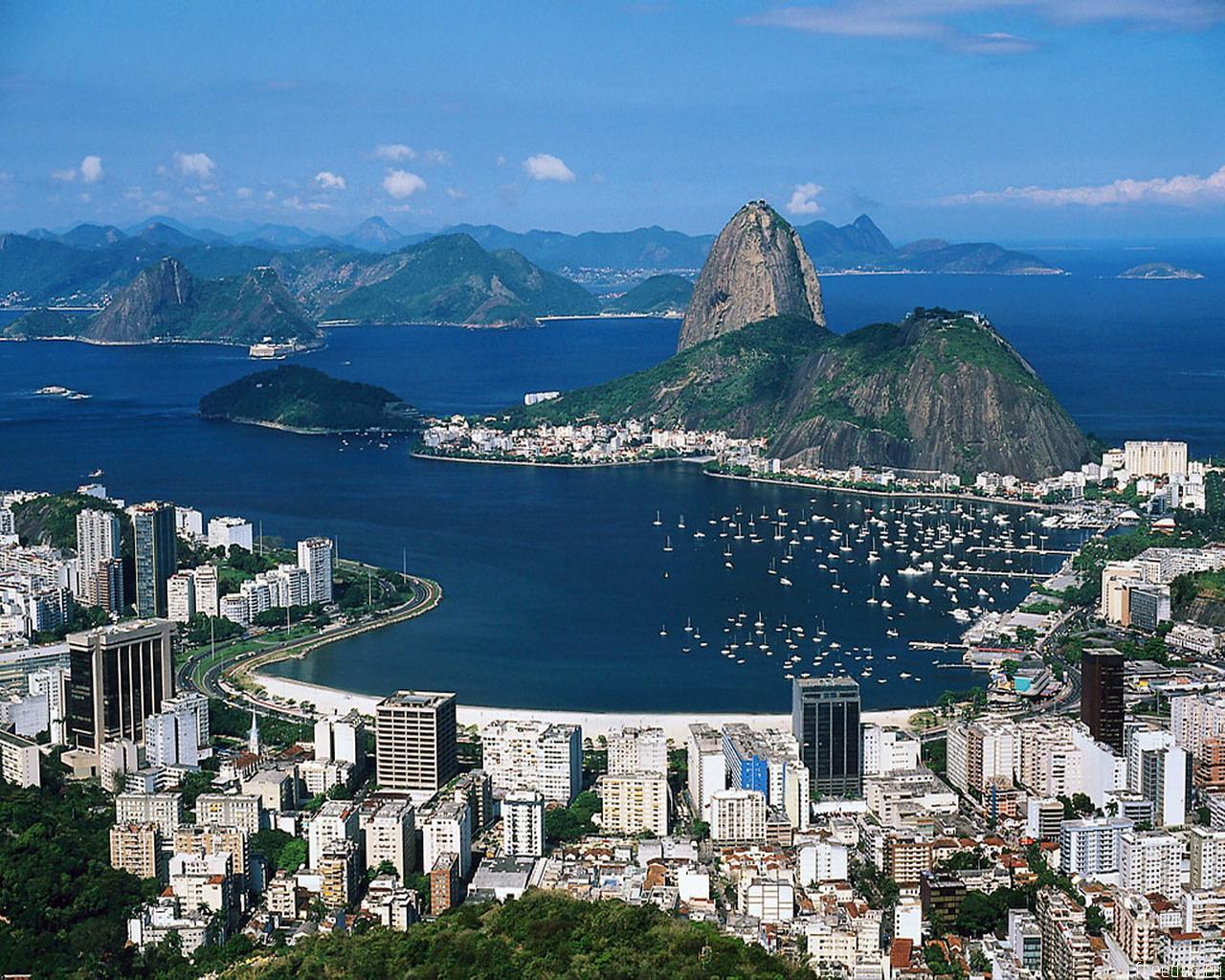 Город рио де жанейро фото