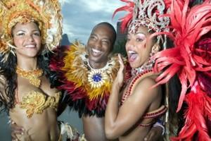 Достопримечательности Рио-де-Жанейро и Карнавал