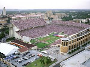 Техас Мемориал Стэдиум- самые большие стадионы мира