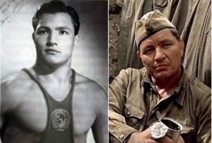 Борцы-герои не только  Олимпиад, а и ВОВ: Алексей Ванин