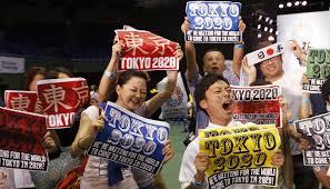 Олимпиада 2020 пройдет в Японии!