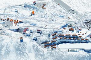 Олимпиада: прогноз погоды- снег будет!