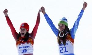 Чудеса в Сочи 2014: горнолыжный спорт и золотой дубль