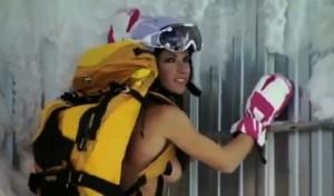 Откровенные фото ливанской спортсменки взорвали Сочи