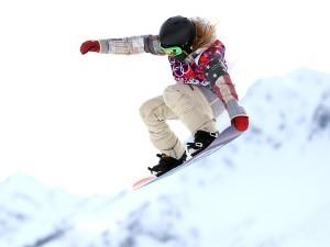 Сноуборд: волшебные моменты соревнований в Сочи