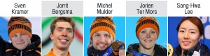 волшебные моменты Сочи: олимпийские призеры