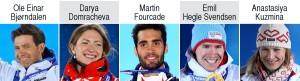 волшебные моменты олимпиады Сочи 2014