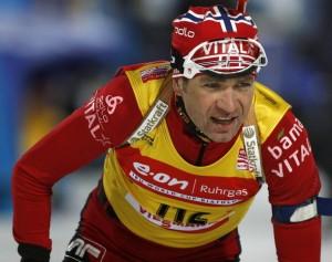 В активе Бьорндалена 13 олимпийских наград!