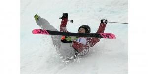 Обидные и досадные травмы на Олимпиаде в Сочи - падение Вэнлуня Сюя