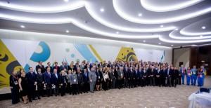 президент МОК раздал медали организаторам игр в Сочи