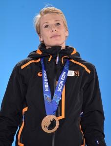 Молодые мамы- олимпийские чемпионки на играх в Сочи