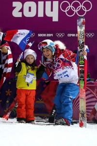 Олимпийские чемпионки, которые стали мамами на Олимпиаде в Сочи