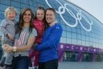 Олимпийские чемпионки - мамы в Сочи