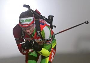Дарья Домрачева- новая примадонна биатлона среди женщин