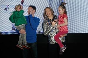 Мамы, ставшие олимпийскими чемпионками в Сочи